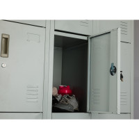 Storage Locker Top Row Door with Keys