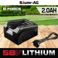 BAUMR-AG Lithium Batter Charger 58V 2Ah - E-Force 580