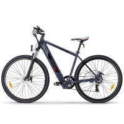 "Nishiro 36V 250W Shimano Electric Mountain Bike eBike Battery 29"" Black - MXT"