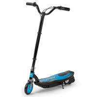 FREE SHIP- Kids Electric Scooter - 140W - Children Toy Battery Blue Bike Ride - ZPS