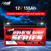 12V 155Ah AGM Deep Cycle Battery - ZLR155