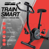 PROFLEX Exercise Bike -Home Gym Fitness Bicycle Trainer Spin Cycle Equipment - PRE-ORDER - Shipping from 08/07