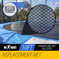 10ft Replacement Trampoline Net- Outside Net Design