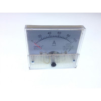 Battery Charger Ammeter