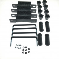Universal Roof Rack Assembly Kit