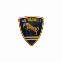 Lamborghini Inspired Kids Ride On Car Logo Sticker