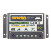 Solar Panel regulator -20A
