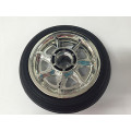 Bullet Electric Scooter Front Wheel (Chrome)