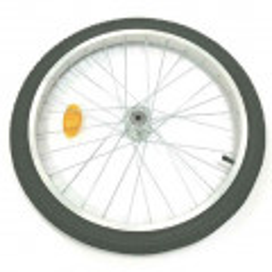 Bike Trailer Rear Wheel