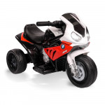 Red Licensed BMW Electric Kids Ride On Motorbike- S1000RR