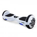 White Electric Self Balancing Scooter - SX-3000 Series ii