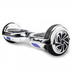 Chrome Self-Balancing Electric Scooter - SX-3000 Series II