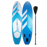 SEACLIFF Stand Up Paddle Board Inflatable SUP Paddleboard Kayak Board Blow Blue