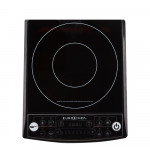 EuroChef Electric Induction Portable Cooktop Ceramic Hot Plate Kitchen Cooker