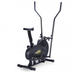 PROFLEX Elliptical Cross Trainer Exercise Bike Equipment Home Gym Machine Bands