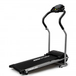 PROFLEX Electric Treadmill Compact Exercise Machine Fitness Equipment Black