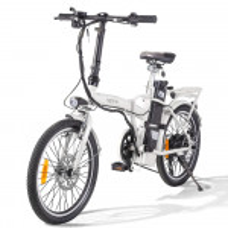 Nishiro 36V 250W Folding Electric Bike - CityHop II