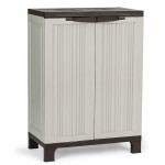 PlantCraft 91cm Lockable Outdoor Storage Cabinet