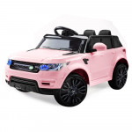 Pink Range Rover Sport Electric Kids Ride On Car