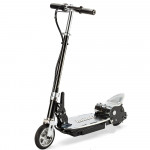 Chrome Electric Scooter Ride-On Toys -TRZ