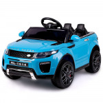 Range Rover Inspired Blue 12V Kids Ride On Ca - Evoque