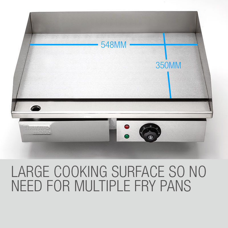 electric cooktop with hood