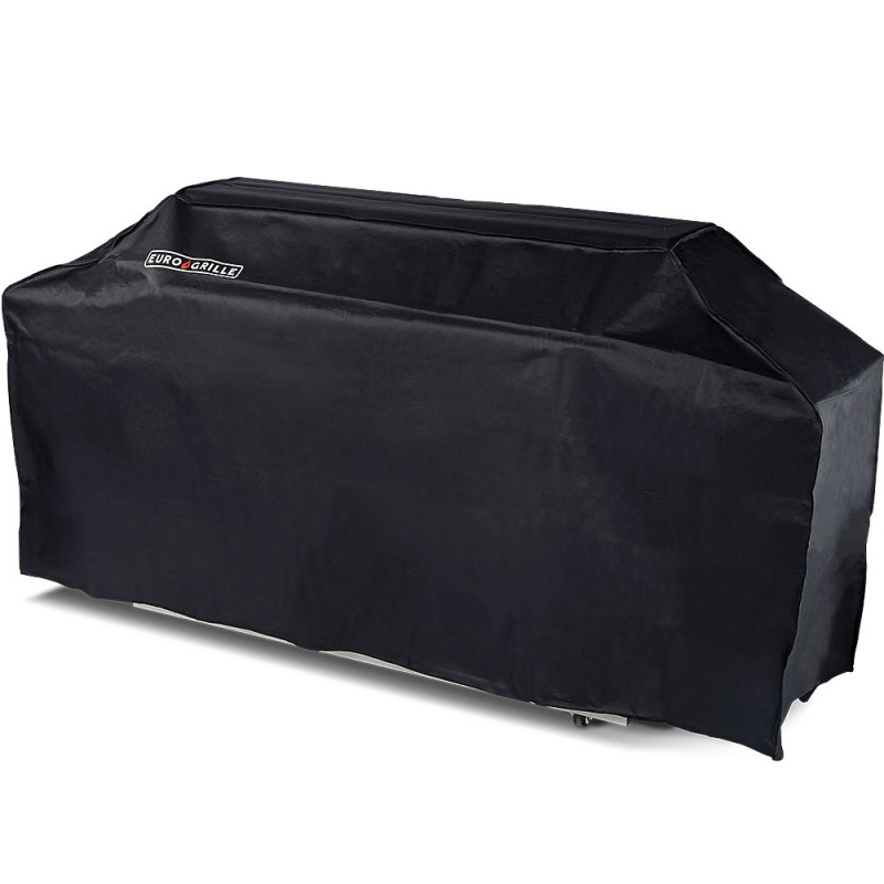 Cover for EuroGrille 9 Burner Double Hood BBQ by EuroGrille