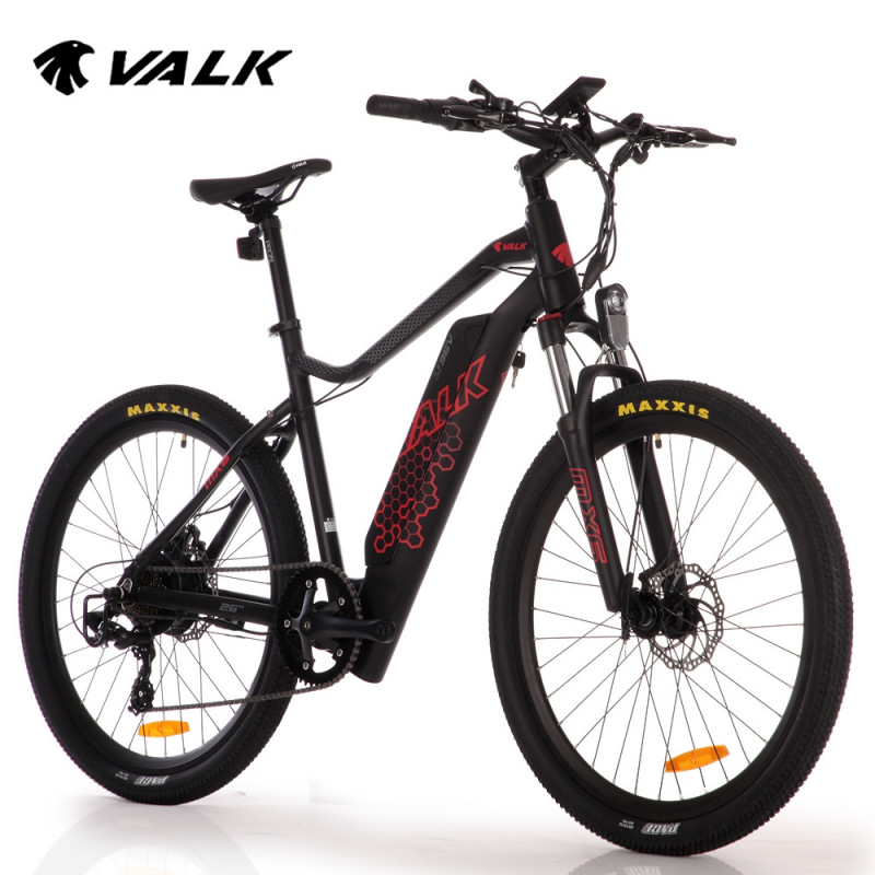 VALK Electric Bike eBike e-Bike Motorized Bicycle Battery Mountain eMTB 36V 250W by Valk