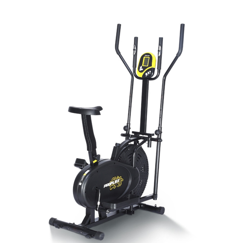 PROFLEX 5in1 Elliptical Cross Trainer & Exercise Bike Equipment Fitness Home Gym by Proflex