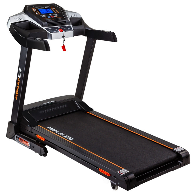 PROFLEX Electric Treadmill Home Gym Exercise Equipment - TRX7 by Proflex