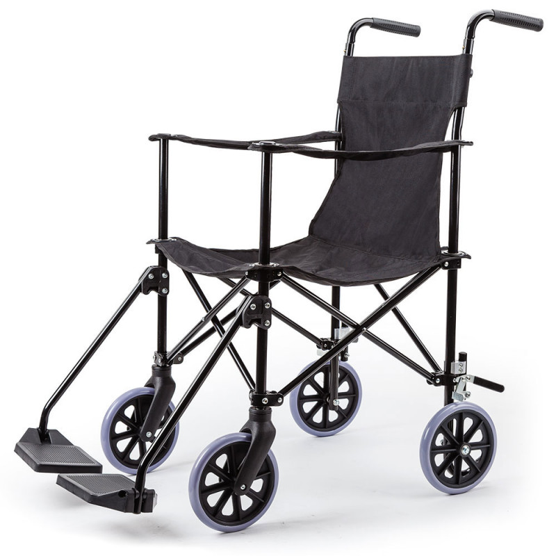 Folding Transport Wheelchair Shop Equipmed Wheelchairs