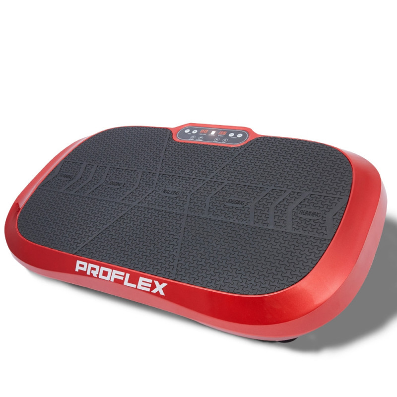 Proflex® Red Vibration Platform Machine - VB100 by Proflex