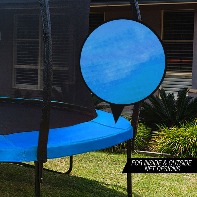 UP-SHOT 14ft Replacement Trampoline Padding - Pads Pad Outdoor Safety Round by Up-Shot