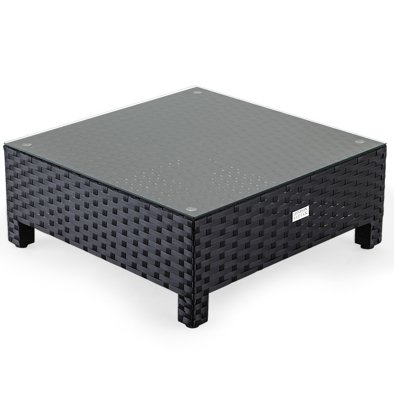Black Wicker Coffee Table: Shop London Rattan Coffee Tables
