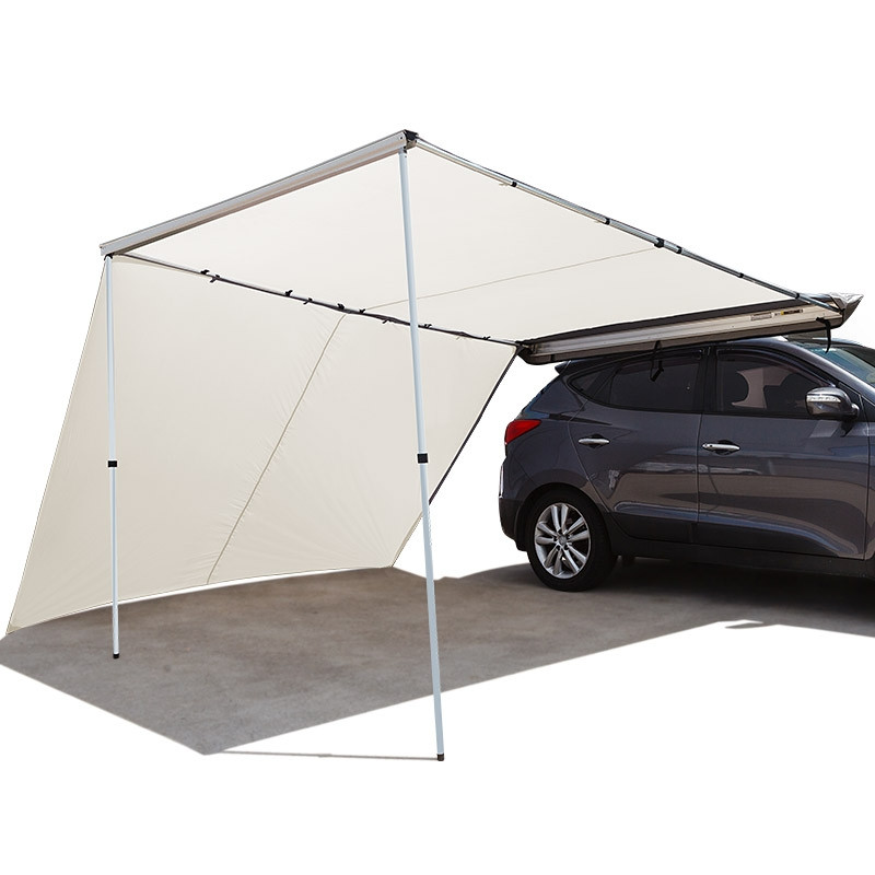BULLET 4WD Roof Rack Car Awning & Extension 2.5mx3m Pull-Out 4X4 Tent Side Shade by Bullet