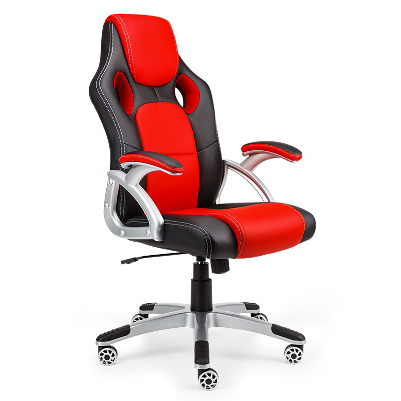 ... Black/Red B Executive Racing Office Chair By Overdrive ...
