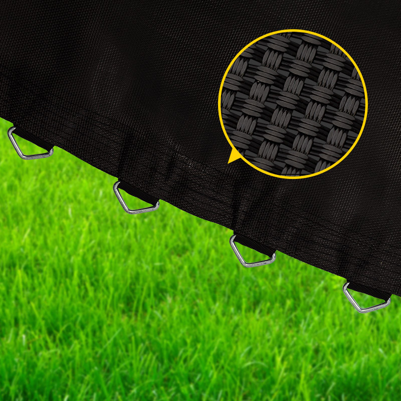 UP-SHOT 10ft Replacement Trampoline Mat - 64 Spring Round Spare Foot Parts by Up-Shot