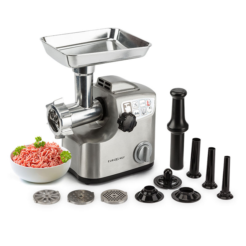 1800w Electric Meat Grinder Euro Chef Meat Grinders