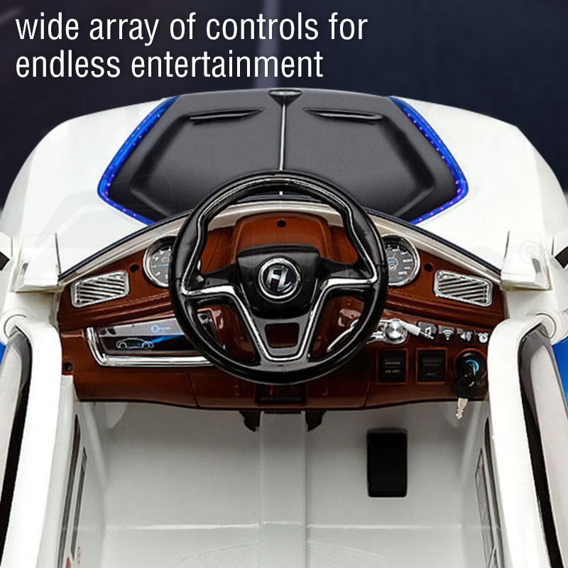 BMW i8 Inspired Kids Ride-On Sport Suv - i8 inspired by Rovo Kids