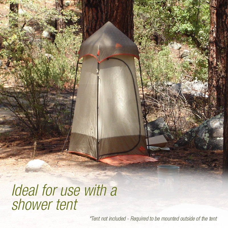THERMOMATE Gas Hot Water Heater Portable Shower Camping LPG Instant 4WD Outdoor by Thermomate
