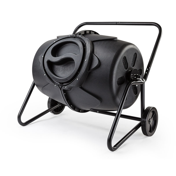 Baumr-AG 190L Compost Tumbler Bin Garden Lawn Waste