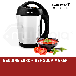 1.3L Soup Maker by Euro-Chef