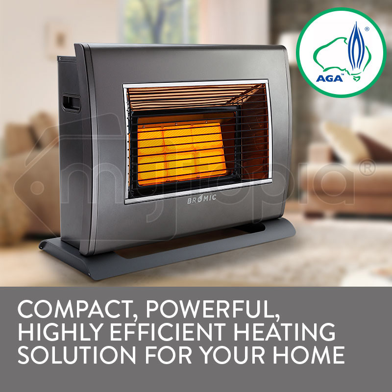 Supaheat Ll Lpg Indoor Room Heater Shop Bromic Heaters