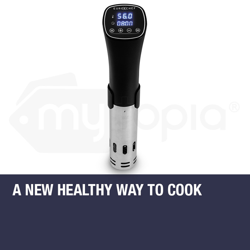 EuroChef Sous Vide Cooker Immersion Heater Circulator Precision Slow Kitchen by EuroChef