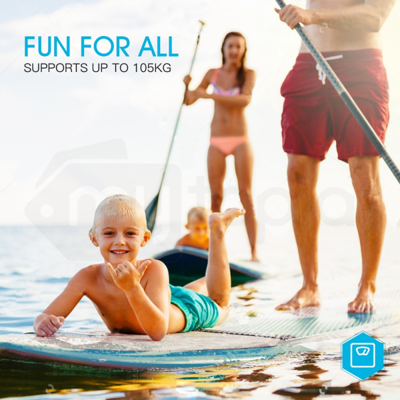 SEACLIFF Stand Up Paddle Board SUP Inflatable Paddleboard Kayak Surf Board by Seacliff
