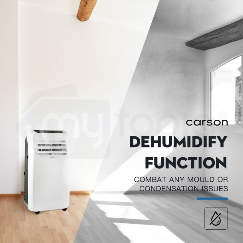 22000 BTU Portable Air Conditioner- PA280  by Carson