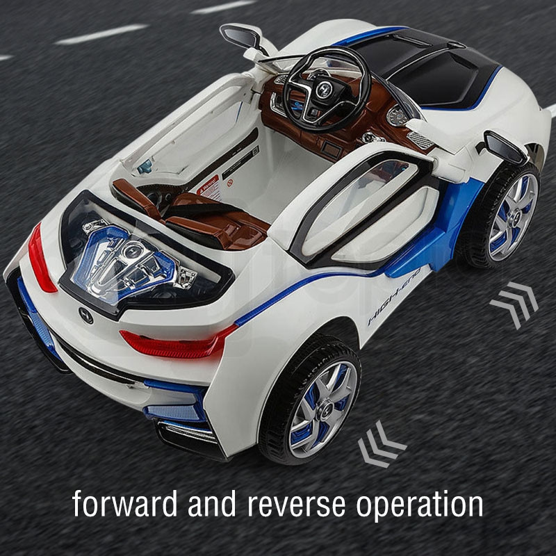 Bmw I8 Inspired Sport Suv Kids Ride On Car Shop Rovo Kids Ride On