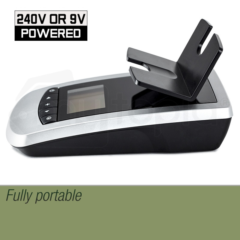 Portable Digital Coin Note Sorter Money Counter Jewellery Scales Australian by Mitsukota