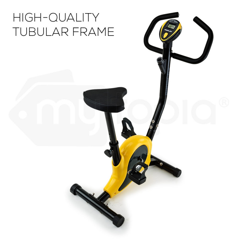 PROFLEX Exercise Bike -Fitness Home Gym Bicycle Trainer Spin Cycle Equipment by Proflex