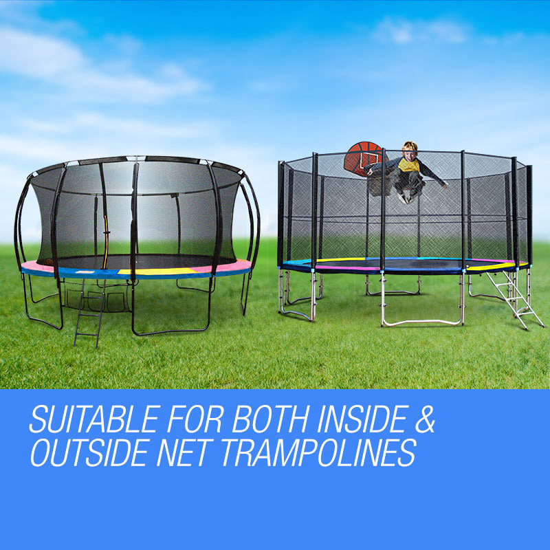 UP-SHOT 10ft Replacement Trampoline Padding - Pads Pad Outdoor Safety Round by Up-Shot